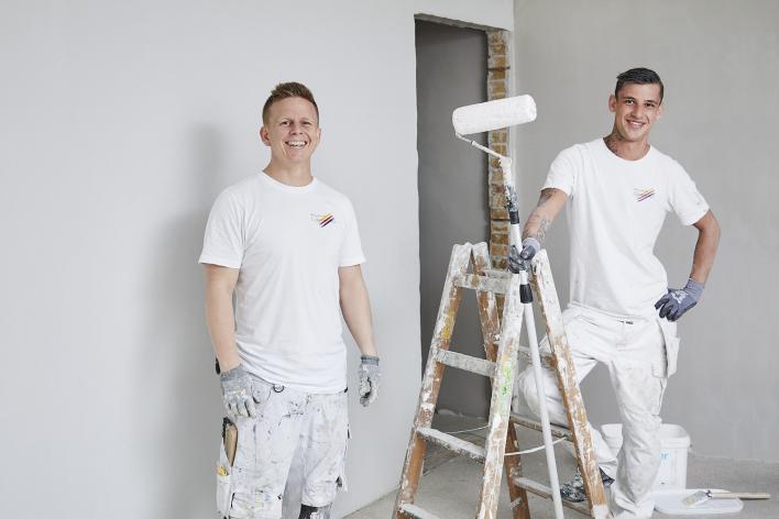 vores malere i Lyngby